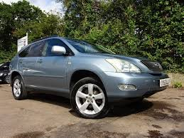 lexus uk media used lexus rx 300 suv 3 0 se 5dr in leigh on sea essex uk auto