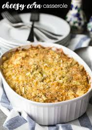 11 easy thanksgiving corn recipes side dishes for savings