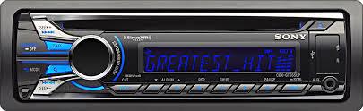 amazon com sony cdxgt565up digital media cd car stereo receiver