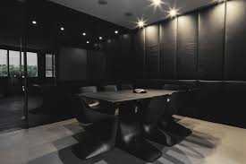 Black Boardroom Table Dpn Sydney Leather Boardroom Table Leather Clad Cupboards Tv