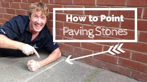 Patio Pointing Compound How To Point Paving Stones A Simple Patio Jointing Guide For