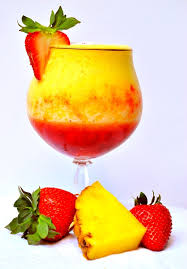 pineapple upside down cake daiquiri recipe pineapple upside
