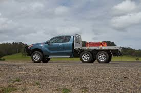 mercedes 6 wheel pickup 6x6 australia mazda bt 50 review beats 4x4 practical motoring