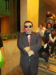Psy Halloween Costume