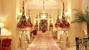 White House Christmas Decorations Tv Show by 10 Hotels Where Christmas Is Special Cnn Travel