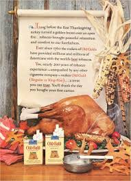 19 horrifying thanksgiving dinner ideas from vintage food ads