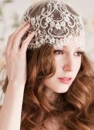 lace accessories wedding accessories lace bridal cap