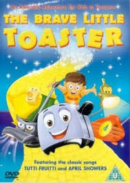 He Brave Little Toaster Hollywood Movies And Tv Reviews By Tyler Michael Disney U0027s The