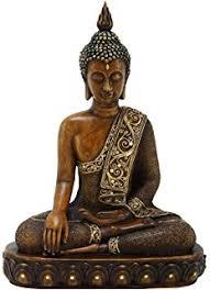 spiritual statues furniture 11 thai sitting buddha statue