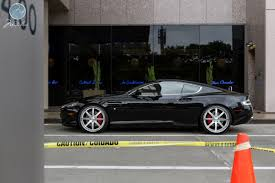 aston martin db9 custom quick pic aston martin db9 with 21 u201d modulare c11 6speedonline