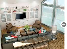 Steven  Chris A Familyfriendly Living Room Style At Home - Family friendly living room