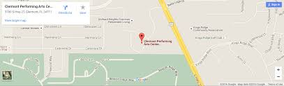 Clermont Florida Map by Crossroads Pentecostal Church Jeremiah 6 16