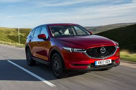 Mazda Cx 5 Suv Review Parkers