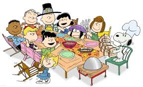 peanuts thanksgiving cover all i can make is cold cereal