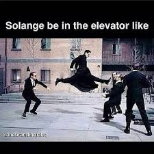 Solange Memes - jay z and solange s elevator fight here come the memes e news