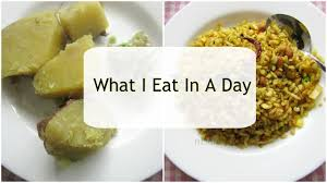 what i eat in a day to lose weight south indian meal plan