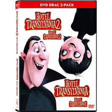 dvd drac 2 pack hotel transylvania hotel transylvania 2