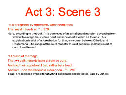 themes in othello act 1 scene 3 othello animal and heaven hell imagery ppt video online download