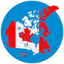 canadian map maps of canada