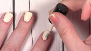 polish tips getting the perfect white manicure youtube
