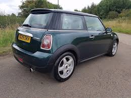 2009 mini cooper hatch 1 6 3dr chilli pack new clutch 2 owners