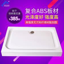doccia facile piazza facile doccia base bagno con doccia bacino inferiore abs