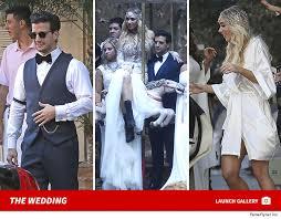 mark ballas bc jean first photos of malibu wedding tmz com