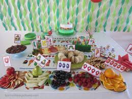 decorating ideas for birthday party at home learn with play at home very hungry caterpillar party