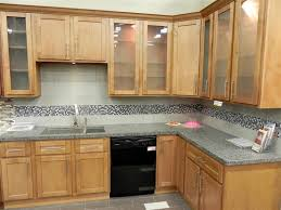 Natural Maple Cabinets Cheap Moden Kitchen Wall Color Maple - Shaker kitchen cabinet plans