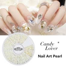 online get cheap nail art pearls aliexpress com alibaba group