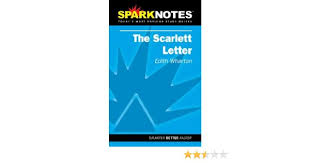 amazon com the scarlet letter sparknotes 9781586633509