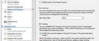 windows server 2012 hyper v best practices in easy checklist form