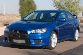 mitsubishi blue used 2014 mitsubishi lancer evolution for sale pricing