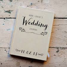 bridal planning book wedding journal notebook wedding planner personalized