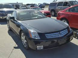 cadillac xlr for sale alberta salvage certificate 2005 cadillac xlr roadster 4 6l 8 for sale in
