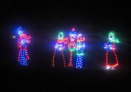 Santee Christmas Lights Sleepless In Babyland Holiday Lights In Monck U0027s Corner