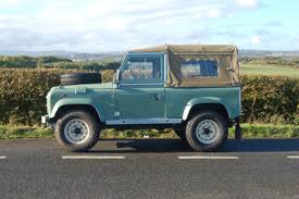 vintage range rover defender land rover defender 90 tribute for sale funrover land rover
