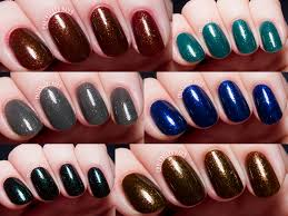 contrary polish on the rocks collection chalkboard nails nail