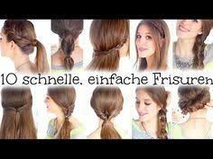 Einfache Frisuren Zum Selber Machen Lange Haare by Lange Haare Stylen Anleitung101 Bilder 101 Bilder Haare