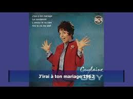 ton mariage guylaine j irai à ton mariage