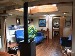 location chambre peniche location bateau à quai à rotterdam iha 53040