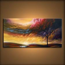 Home Decoration Paintings Wall Decor Art Canvas Home Decor Canvas 5 Panel Wall Art Painting