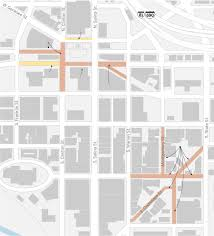 Syracuse University Map What Syracuse Streets Are Closed For Northeast Jazz U0026 Wine