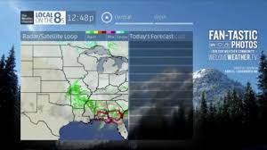 Weather Channel Radar Map The Weather Channel Local On The 8s January 22nd 2017 Youtube