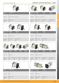tractor parts volume 2 hydraulics page 255 sparex parts lists
