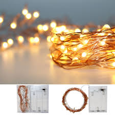 Starry String Lights Amber Lights On Copper Wire by Aliexpress Com Buy 5pcs 5m 50led Copper Wire String Lights