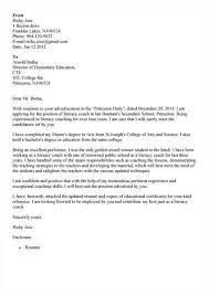 executive coach cover letter sample