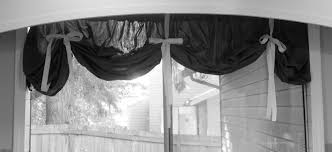 Make Curtains Out Of Sheets Watch Out For The Woestmans How To Make A Bubble Valance Out Of A