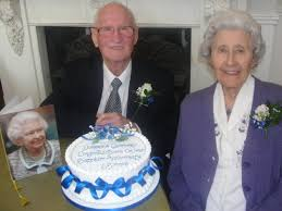 65 wedding anniversary we lived and worked together in harmony royston s geoffrey