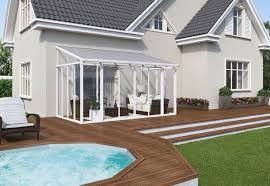 Veranda Pour Terrasse Veranda Jardin Terrasse Clture Meilleures Idées Créatives Pour